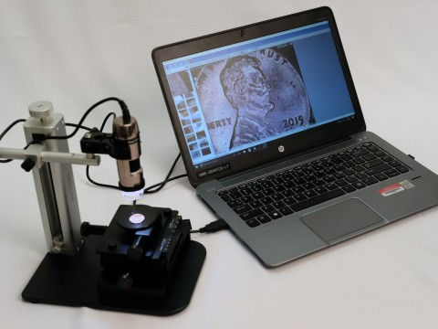 A surface texture analyzer tool